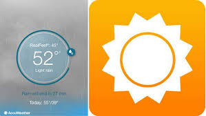 weather apps free android top 5 best free weather apps for iphone android heavy