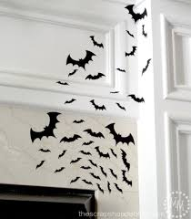 Halloween Flying Bats Vinyl Silhouettes Of Halloween Bats U2013 Halloween Wizard