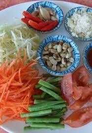 recette cuisine thailandaise traditionnelle les 25 meilleures idées de la catégorie recettes de papaye sur