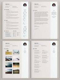 Indesign Template Resume 25 Free Resume Cv Templates To Help You Get The Job