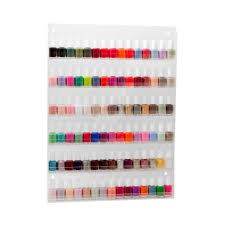 clear acrylic nail polish how you can do it at home pictures