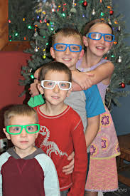 holiday specs 3d christmas glasses make christmas light watching