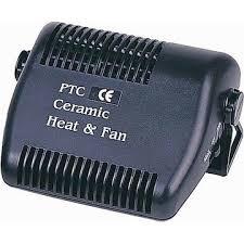 plug in car fan roadpro truck car heater 12 volt heater 12 volt 150 watt ceramic car