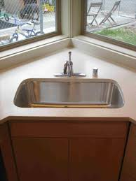 Corner Kitchen Cabinet Sink Gold Interior Design - Corner kitchen sink cabinet