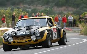 Fiat Abarth 131 Rally 1976 78 by 170hp Fiat Abarth 124 Spider Revealed Alongside Homologated Abarth