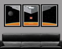 Home Decor Posters Star Wars Series Poster Set Art Print Collection 11 X 17
