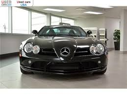 mercedes slr mclaren for sale for sale 2007 passenger car mercedes slr mclaren lutz insurance