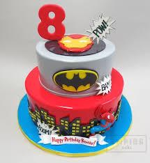 spider man archives empire cake