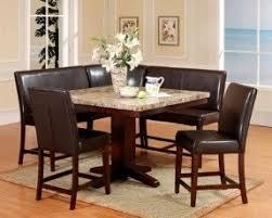 Espresso Pedestal Dining Table Pedestal Dining Table Set Foter