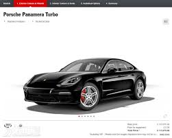porsche panamera 2017 price 2017 porsche panamera costs from 88 700 u0026 new panamera u0027s