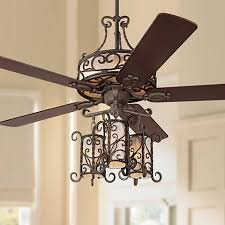 Ceiling Fan And Chandelier 44