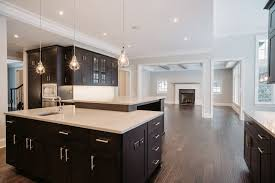 French Country House Interior - summit signature homes finishes beautiful french country house in
