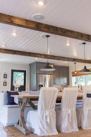 Fake Ceiling Beams by Master Makeover Diy Wood Beams Diy Wood Beams And Ceiling