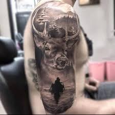 71 best deer tattoo images on pinterest deer tattoo draw and ideas