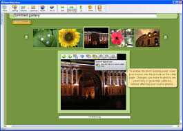 photo web album display your photos in style