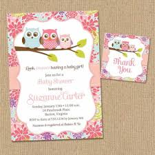 free printable baby shower invitations for girls pinbrowser