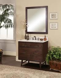 Solid Wood Vanities For Bathrooms Bathroom 42 In Bathroom Vanity Cabinet Vanity Free Shipping