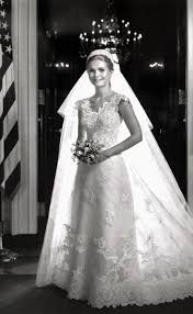 house of brides wedding dresses photos white house weddings see which presidential brides said