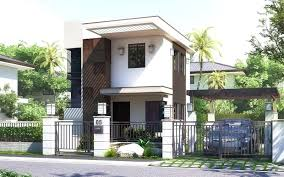 modern two story house plans two story house designs bright inspiration 9 2 story house designs