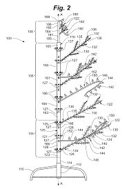patent us8454186 modular lighted tree with trunk electical