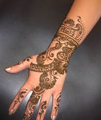 simple henna tattoo design image make on women u0027s hand design cool