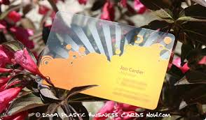 Plastic Business Card Printing Plastic Business Cards Samples Examples And Design Ideas