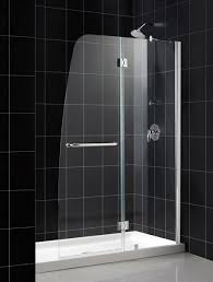 dreamline aqua frameless shower door