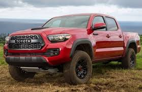 toyota tacoma redesign 2018 toyota tacoma rumors redesign price release date specs