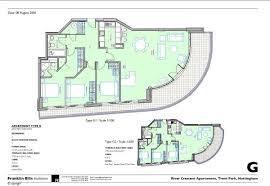 Ellis Park Floor Plan 3 Bedroom Apartment For Sale In River Crescent Waterside Way