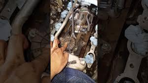 lexus v8 water pipes sequoia tundra 4runner rear coolant leak 4 7 v8 toyota lexus youtube