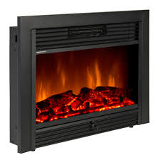 fireplaces electric fireplaces at walmart electric heaters