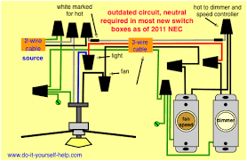 wiring diagram wiring diagram for ceiling fan with light wall