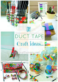 astonishing craft ideas with duct tape 63 with additional new
