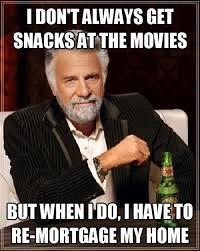 Outrageous Memes - eleven dollars for nachos is outrageous memebase funny memes