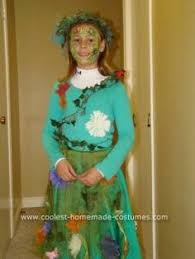 Vidia Halloween Costume Dressed Mother Nature Absolutely Adorable