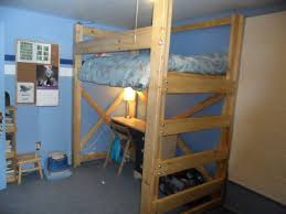 Build A Bear Loft Bed With Desk by Loft Beds Cool Bedroom 125 Build Loft Bed Part Build A Bear Loft