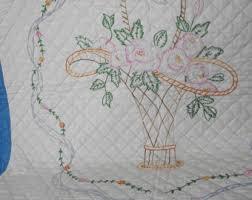 wedding gift quilt wedding quilt etsy