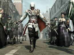 assassins creed ii wallpapers 14 quality assassins creed 2 wallpapers video games desktop