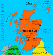 map of scotland and springtime of nations 10 separatist movements to in 2013