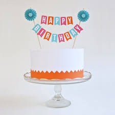 photo cake topper best 25 happy birthday cake topper ideas on birthday