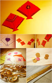 Home Decor Material by Use Kites For Decorating Walls Aditiodyssey