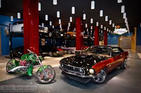 Cool Car Garages Classic Recollections Dream Garages