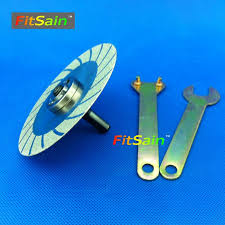 10mm diamond fitsain diamond cutting discs conversion shaft connecting rod