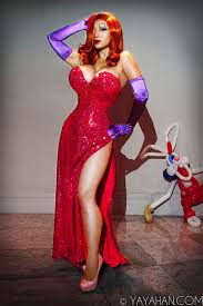 Halloween Costume Jessica Rabbit Yaya Han Jessica Rabbit 4 Cosplay Jessica Rabbit
