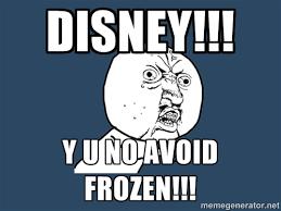 Yu No Meme Generator - disney frozen meme generator image memes at relatably com