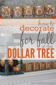 decorating home for fall decorating on a budget 12 dollar tree thanksgiving decor ideas