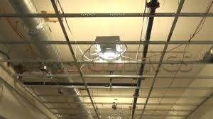 can lights for drop ceiling recessed lights for drop ceiling drywall suspended grid showroom