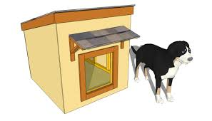 Large House Plans Simple Dog House Plans Myoutdoorplans Free Woodworking Plans
