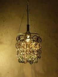 Recycled Glass Light Fixtures by Recycled Glass Chandelier Foter