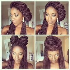 15 packs of hair to do bx braids 15 creative ways to style your box braids protectivestyle